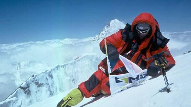 Radek Jaroš včera zdolal svůj dvanáctý osmitisícový vrchol, když se mu podařilo pokořit čtvrtou nejvyšší horu světa, Lhoce.