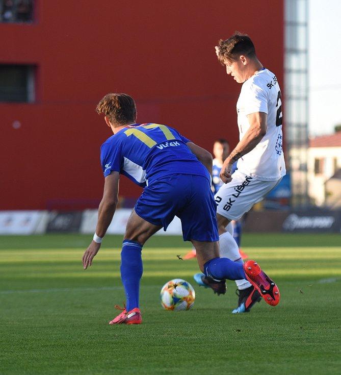 Utkání FORTUNA:NÁRODNÍ LIGY FC Vysočina Jihlava - SK Líšeň