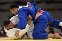 Judista Lukáš Krpálek už je ve finále olympijského turnaje.