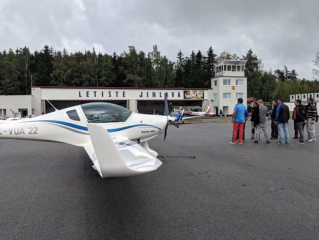 Letiště Jihlava-Henčov.