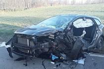 Nehoda se stala v pondělí 16. dubna ráno.