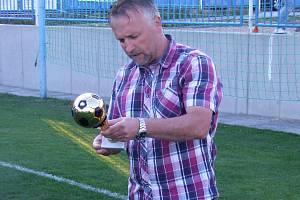 Do výkonného výboru fotbalové asociace bude kandidovat i předseda KFS Vysočina Radek Zima.