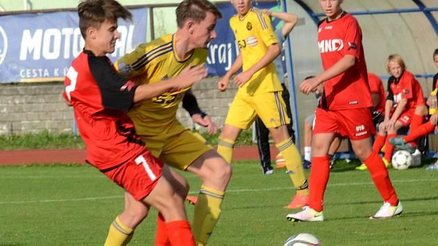 Do nové divizní soutěže vjely oba dorostenecké týmy FC Vysočina podle plánu, výhrami nad Spartou Brno.