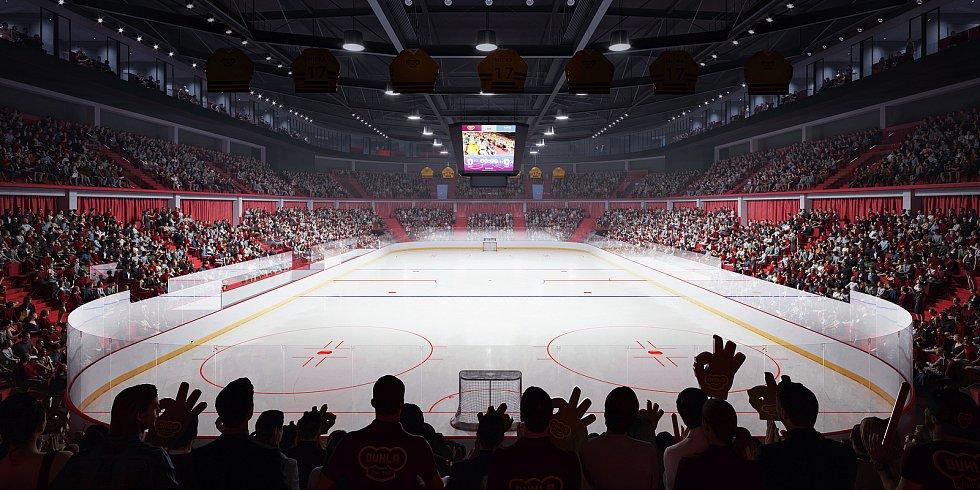 V Horácké mulifunkční aréně se může hrát hokej, basketbal, být tam výstava letadel nebo i koncert filharmonie.
