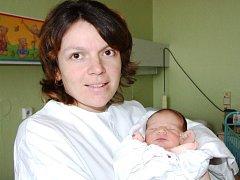 Denisa Janáková, 3.3.2009, 3300g, 49cm, Nová Ves