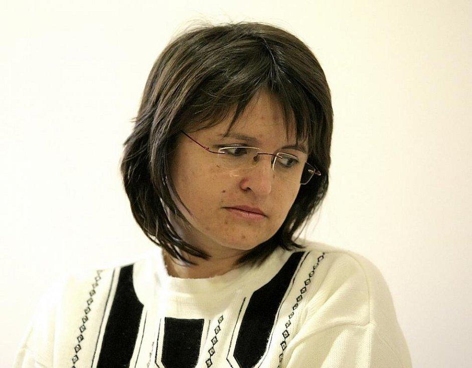 Alena Hašková.