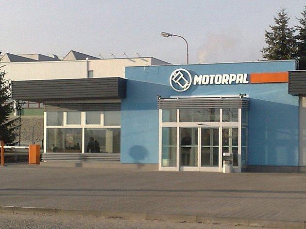 Motorpal Jihlava.