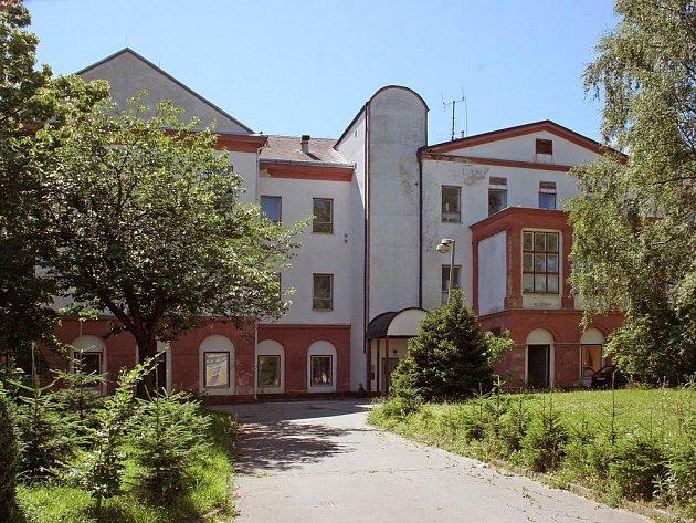 Oddělení urologie v bývalé nemocnici se má proměnit ve vědeckotechnologické centrum Vysočiny. Jeho vybudování přijde zhruba na 200 milionů korun.