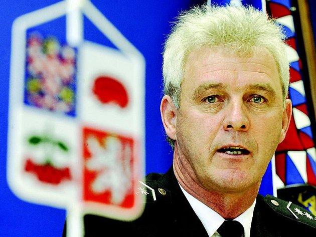 V čele policie na Vysočině stál někdejší okresní šéf z Havlíčkova Brodu jen jedenáct měsíců.