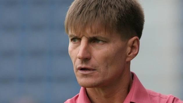 Alois Grussmann, trenér FC Vítkovice