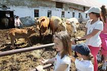Podle odborníků na cestovní ruch leží potenciál Vysočiny zejména v agroturistice. Na některých farmách si lidé mohou i přímo vyzkoušet zemědělskou práci.