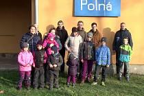 V listopadu 2019 uběhlo 115 let od zahájení pravidelného provozu na lokální trati mezi Polnou a Dobronínem. Foto: Archiv Spolek Polenské lokálky