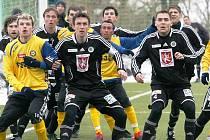 Fotbalisté FC Vysočina v přípravě znovu prohráli. Tentokrát jim nezafungovala především ofenzíva, a tak si z Hradce Králové odvezli porážku 0:2.