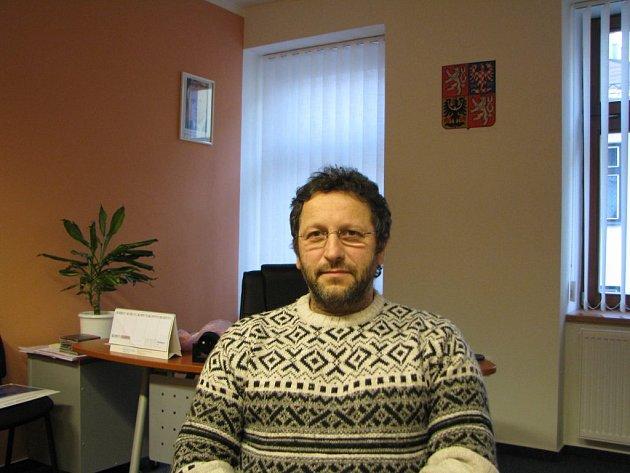 Poslanec za ODS a bývalý primátor Jihlavy Vladimír Hink