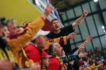 Podpora Atmosféra na zápasech semifinálové série s Kladnem byla na jihlavském zimním stadionu vynikající. Zopakují ji fanoušci i v barážových duelech?