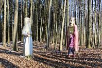 Kopec Na Homoli v Polné je výletním místem s nádechem historie.