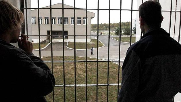Z věznice v Rapoticích (na snímku) na základě novelizace trestního zákona propustili pět vězňů, zpět není zatím žádný z nich. Ve Světlé se rozloučili s 11 ženami.