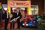 Firma Bosch v Jihlavě podporuje ve svém závodě systém IdeaM pro podávání zlepšovacích návrhů. Letošním vítězem soutěže IdeaM se stal zaměstnanec Miroslav Sochor z výroby čerpadel CP3 na závodě III. Ten získal osobní automobil Škoda Octavia.