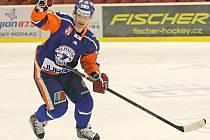 Fin Niko Kapanen se po zranění rozehrával ve dvou zápasech v Litoměřicích.