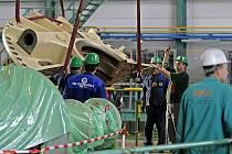 Dva ze čtyř dukovanských bloků mají za sebou modernizaci, která umožňuje operátorům získat z každého z nich až pět set megawattů výkonu.