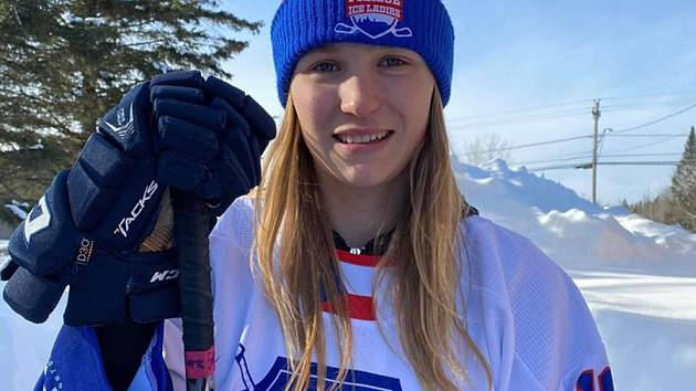 Ice Ladies v Kanadě uspěly. Skvělý zážitek, pochvaluje si Eva Adamová
