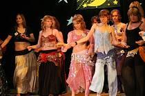 Malika Alimah - soutěž o malou královnu orientálních tanců.