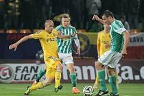 Vysočina ani Bohemians dosud v lize nebodovali. Oba protivníci tak budou mít před vzájemným duelem o motivaci postaráno. Napětí před zápasem může zvýšit i fakt, že v loňském roce se hrálo ve vzájemných zápasech dvakrát nerozhodně.