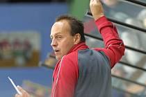 Trenér brodských hokejistů Petr Novák v poslední době nemá moc důvodů k radosti, jeho svěřenci prohráli už čtyři zápasy v řadě. Kouč přesto odmítá panikařit.