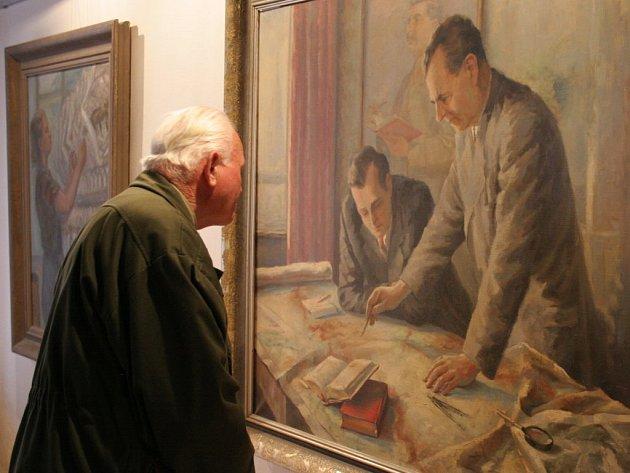 Oficiální umění Československa 1948-1956