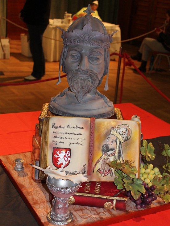 To je škoda  jíst. Takové byly ohlasy návštěvníků, kteří si  v neděli v Jihlavě prohlíželi výtvory cukrářů, kteří se zapojili do nominační soutěže na světový cukrářský šampionát v Miláně.