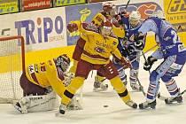 Hokej Dukla - Chomutov.
