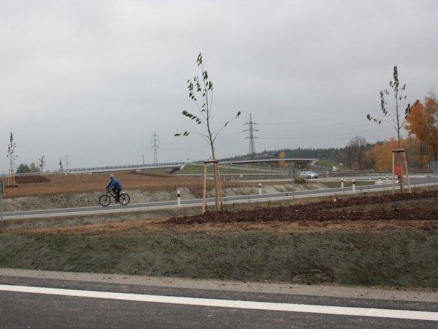 Mimoúrovňová křižovatka na Pávově se otevírala před dvěma lety. Nápor aut však plně nezvládá