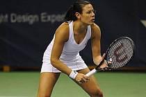 Francouzka Stephanie Foretz-Gaconová potvrdila, že na její služby se Spartak může spolehnout. Ve dvou sezonách prohrála pouze jediné utkání.