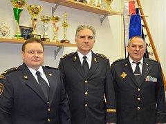 V čele vysočinských hasičů stane od ledna plukovník Němec.