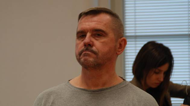 Odsouzený. Zdeněk Vidocque si už odpykává trest za podvody.