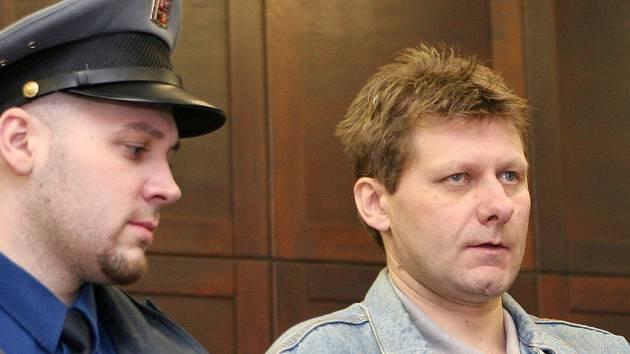 Cyril Houžvic před brněnským krajským soudem.