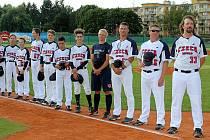Marián Krásný (vpravo) bude novým hlavním koučem mladých basebalových nadějí BK Ježci Jihlava.