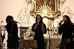 Markéta Schimmerová Procházková zpívala pro zaplněný kostel bez nároku na honorář.