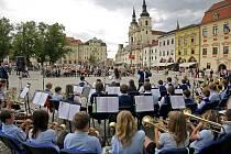 Mahlerovský festival Hudba tisíců v minulosti často koncertně zavítal na Masarykovo náměstí v Jihlavě. Letos to bude 21. června.