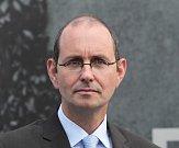 Velvyslanec Německa Christoph Israng.