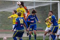 Fotbalisté FC Vysočina B sice suverénně zvládli podzimní část soutěže, další vítězství ale v této sezoně již nepřidají.