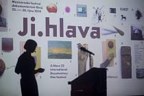 Z mezinárodního festivalu dokumentárních filmů Ji.hlava, ilustrační foto.
