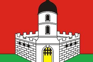 Takto vypadají nové znaky a vlajky, které vytvořil heraldik Jan Tejkal pro Černíč a pro Větrný Jeníkov.