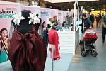V sobotu si mohli lidé obohatit šatník a zároveň pomoct nemocnici.