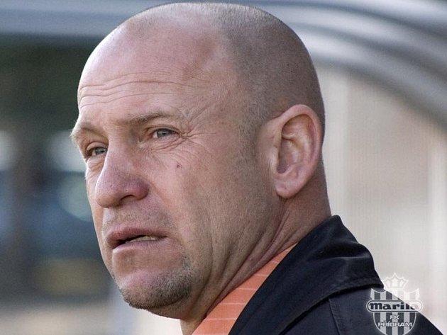 Ivan Pihávek, bývalý trenér FK Marila Příbram
