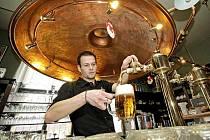 V restauraci Dělnický dům v Jihlavě vzniklo na začátku prosince díky novému majiteli velice atraktivní prostředí.
