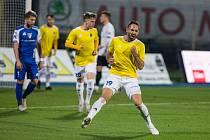 Poslední utkání mezi FC Vysočina Jihlava a FC Sellier & Bellot Vlašim v Jihlavě skončilo jasnou výhrou domácích 4:1.
