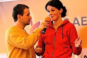 Miss aerobik tour Jihlava