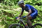 Zdeněk Izdný začal s cyklistikou až kolem třicítky, ale byla to dobrá volba. Krom toho, že ho to baví, je i úspěšný.