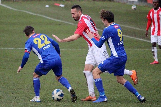 FK Viktoria Žižkov - FC Vysočina Jihlava